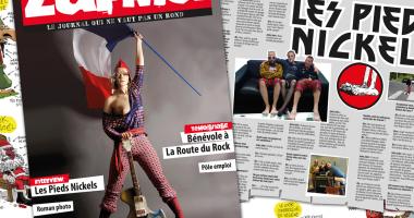FraKKart - Edition - Magazine Zarma numéro 11