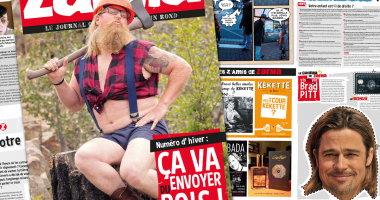 FraKKart - Edition - Magazine Zarma numéro 12