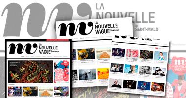 Site Internet | La Nouvelle Vague